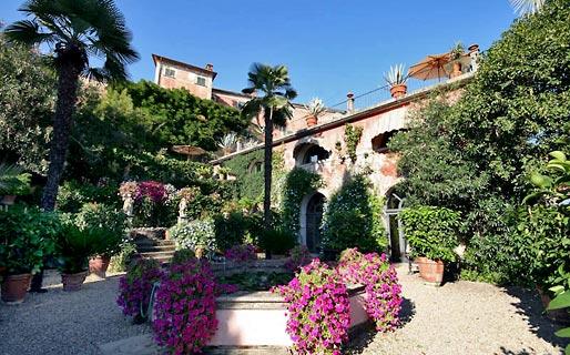 Buggiano Italy  city images : Villa Sermolli Historical Residences Buggiano Castello