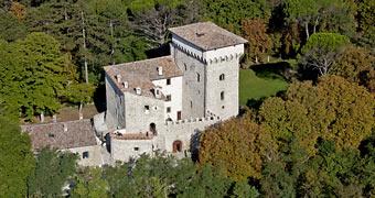 Castello di Magrano Gubbio Umbertide hotels