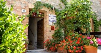Locanda del Loggiato Bagno Vignoni Val D'Orcia hotels