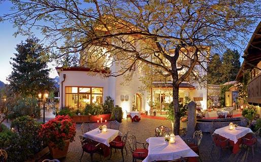 Gourmet & SPA Hotel Ansitz Plantitscherhof Hotel 4 Stelle Merano