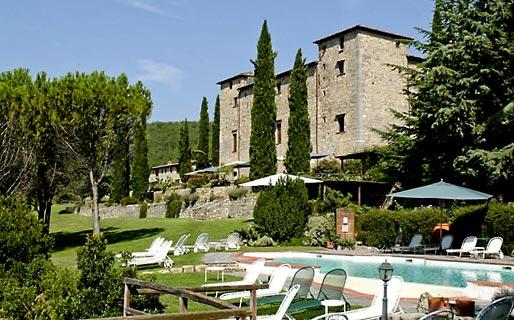 Castello di Spaltenna 4 Star Hotels Gaiole in Chianti