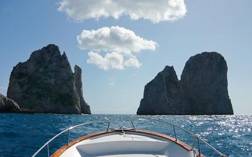 Capri Whales Escursioni in mare Capri