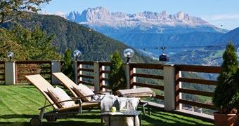 Chalet Grumer Suites&Spa Soprabolzano Tesimo hotels