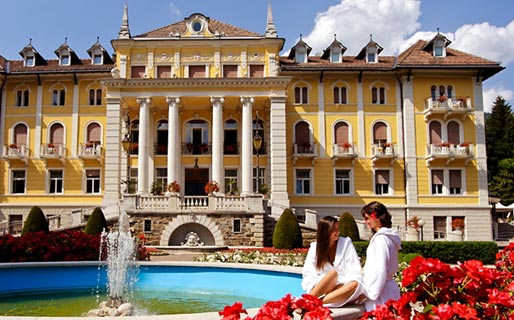 Imperial Grand Hotel Terme Historical Residences Levico Terme