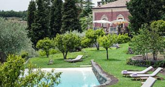 Monaci delle Terre Nere Zafferana Etnea Hotel