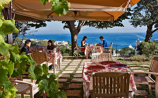 Capri Wine Hotel Hotel 3 estrelas Capri