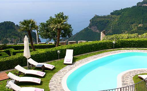 Villa Minuta Scala Hotel