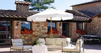 Tenuta di Papena Chiusdino Siena hotels