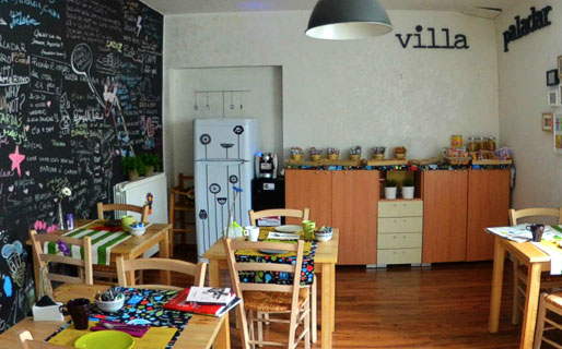 Villa Paladar Bed & Breakfast Pescara