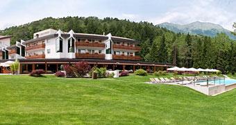 Grand Hotel Terme di Comano Comano Terme Hotel