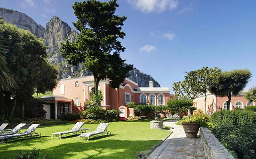 Villa Camelia Casas de Luxo Capri