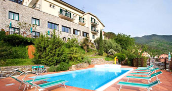 Villa Edera Moneglia Hotel
