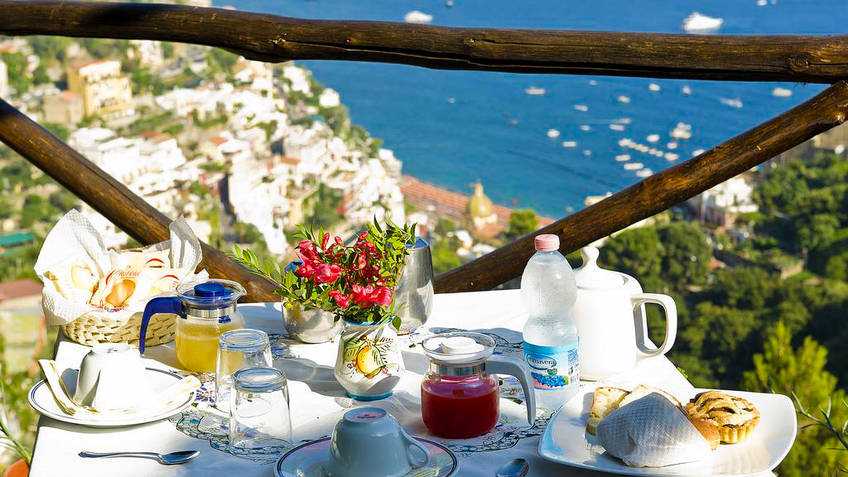 Le Nereidi Bed & Breakfast Positano