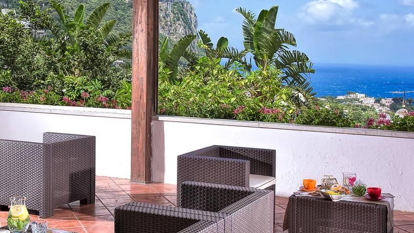 Capri Town Guest House Capri