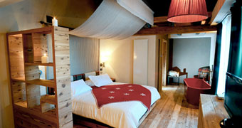 Chalet Eden La Thulie Hotel