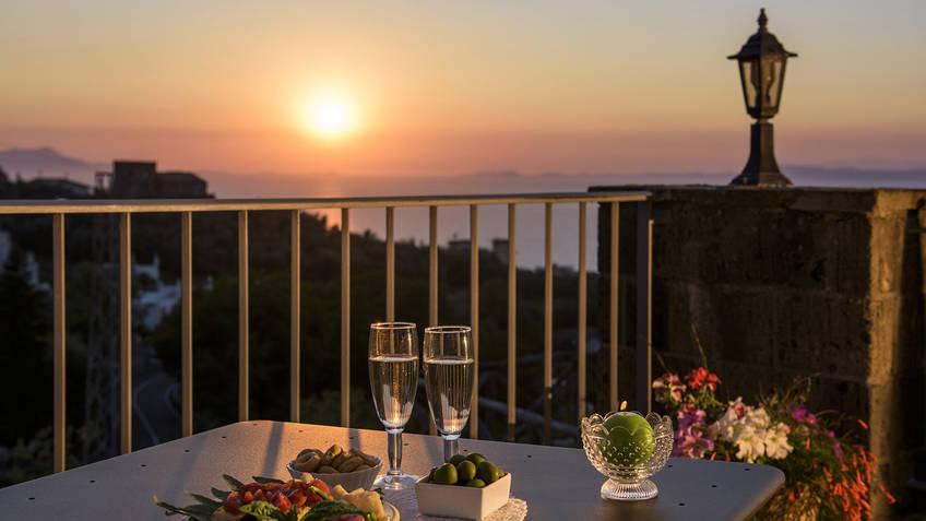 Villa Carolina Bed & Breakfast Sorrento