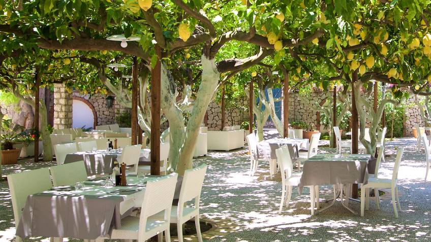 La Limonaia Ristoranti Capri