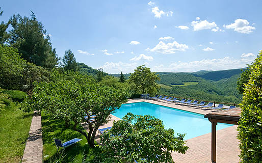 Fattoria di Vibio Resort Montecastello di Vibio