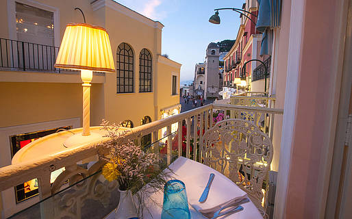 Isidoro Restaurantes Capri