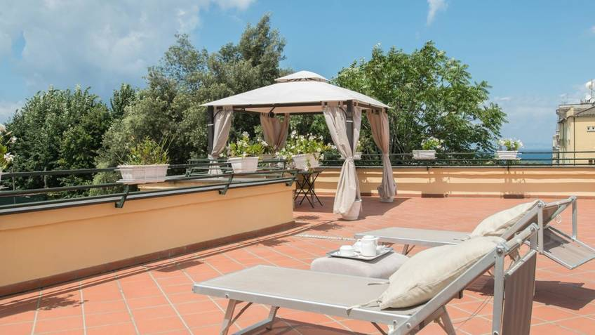 Hotel Capri Hotel 4 Stelle Sorrento