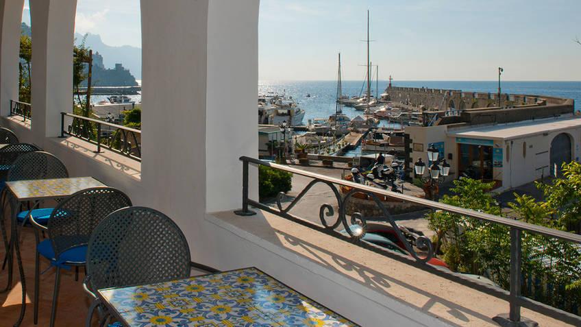 Hotel Aurora Amalfi 4 Star Hotels Amalfi