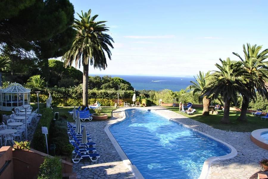 Hotel Le Picchiaie Isola D Elba