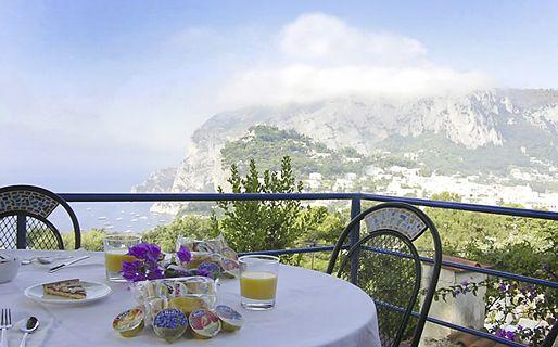La Reginella Hotel 2 estrelas Capri