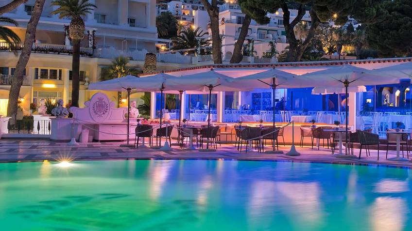 La Colombaia Restaurants Capri