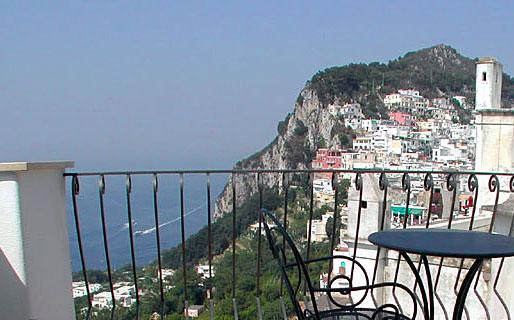 La Prora 3 Star Hotels Capri