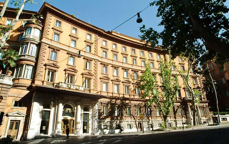 Hotel majestic roma e 38 hotel selezionati nei dintorni for Hotel numero