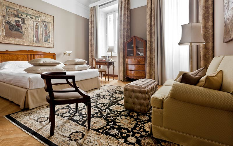 Grand hotel et de milan hotel milano for Luxury hotel milano