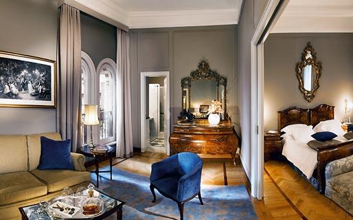Grand Hotel et De Milan Milano Hotel