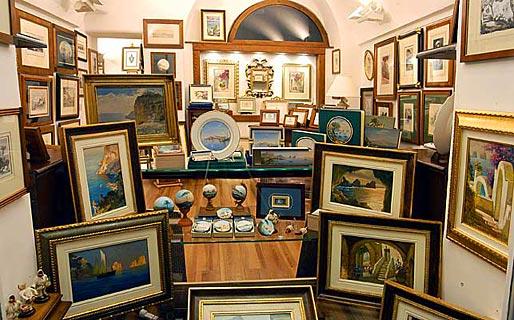 Atlantide Fine Art Gallery Arte e Fotografia Capri