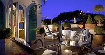 Hotel Splendide Royal Roma Via Veneto hotels