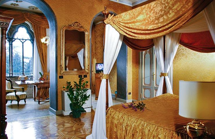 Villa Crespi Hotel Orta San Giulio