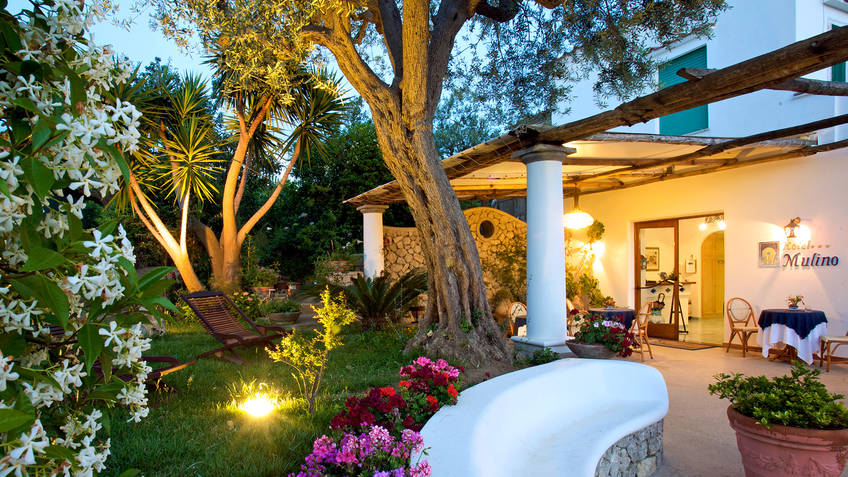 Al Mulino 3 Star Hotels Anacapri