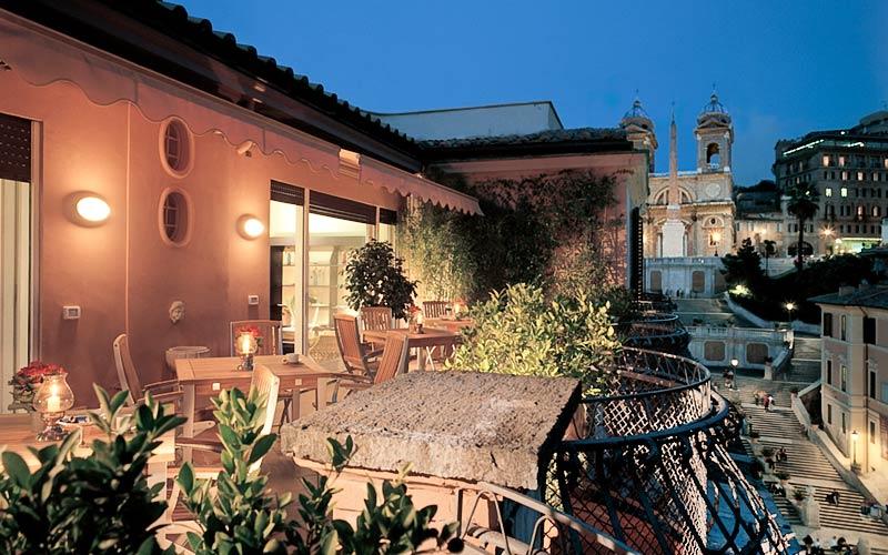 Hotel Pantheon Inn Roma