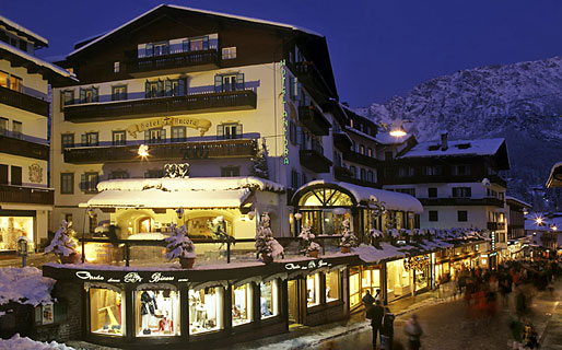 Hotel Ancora 4 Star Hotels Cortina d'Ampezzo