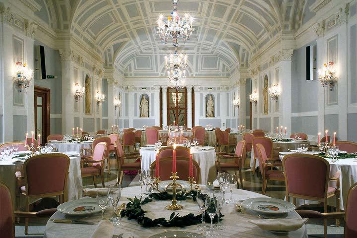 Grand Hotel Hermitage Roma