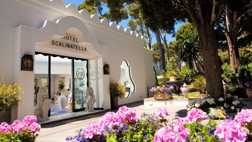 La Scalinatella 5 Star Hotels Capri