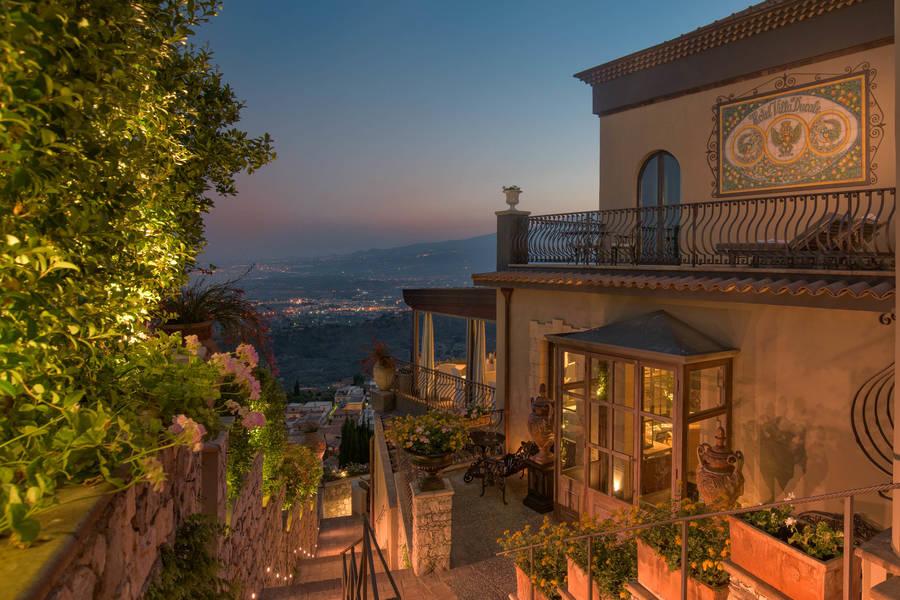 Hotel villa ducale taormina and 71 handpicked hotels in for Hotel villa taormina