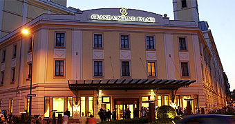 Grand Visconti Palace Milano Pavia hotels