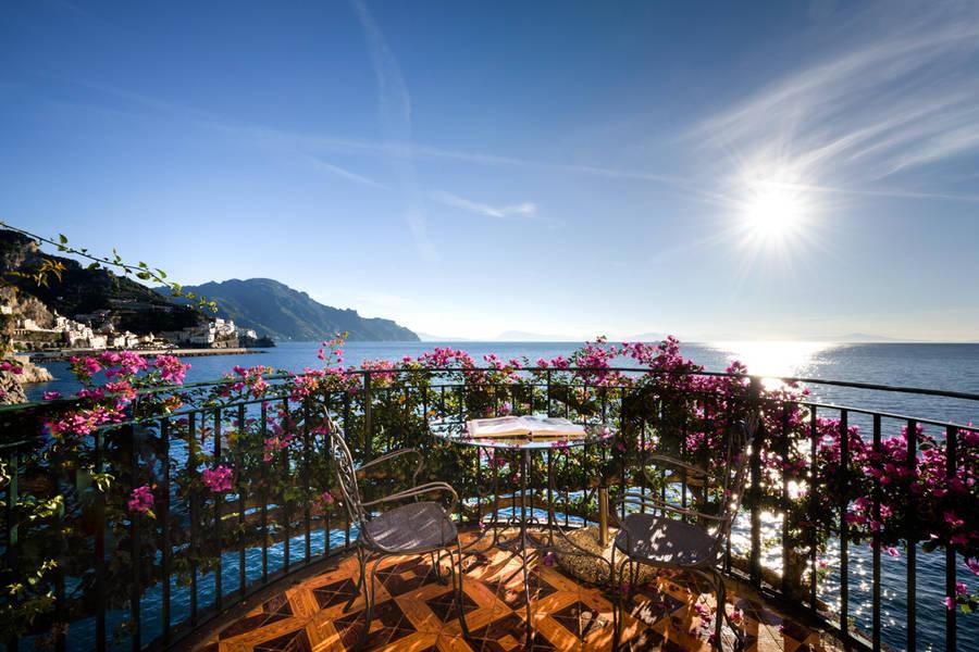 Hotel santa caterina hotel amalfi for Hotel luxury amalfi