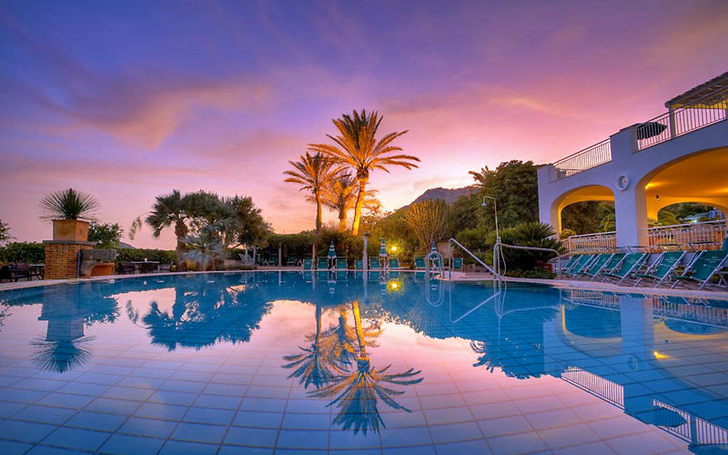 Hotel Smeraldo Italien
