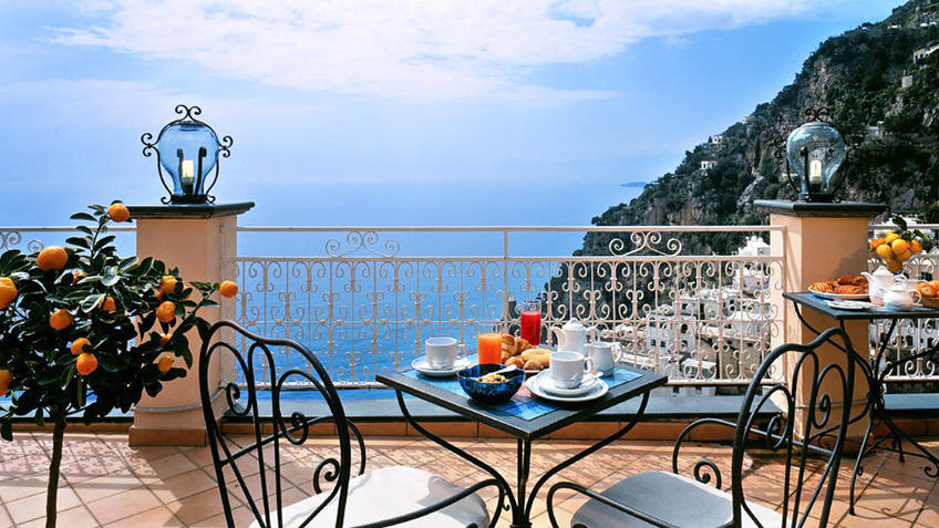 Positano Art Hotel Pasitea Small Boutique Hotels Positano