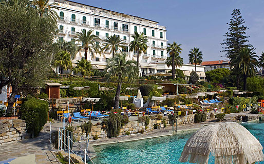 Hotel A Sanremo  Stelle