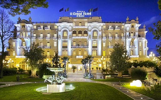 Grand hotel rimini rimini and 23 handpicked hotels in for 5 star luxury hotels