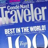 Cond� Nast Traveler - Best in the world - Top 100
