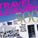 Travel Leisure - 500 Best Hotels in the world