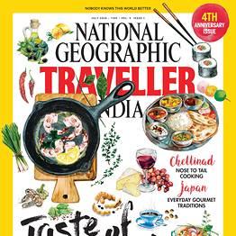 Nationa Geographic Traveller - Capri, long weekend